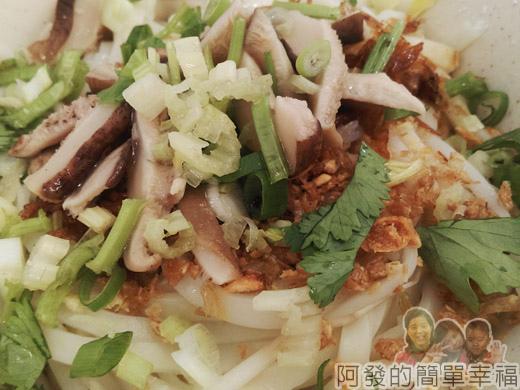 角板山-林記客家小吃07-香菇麵