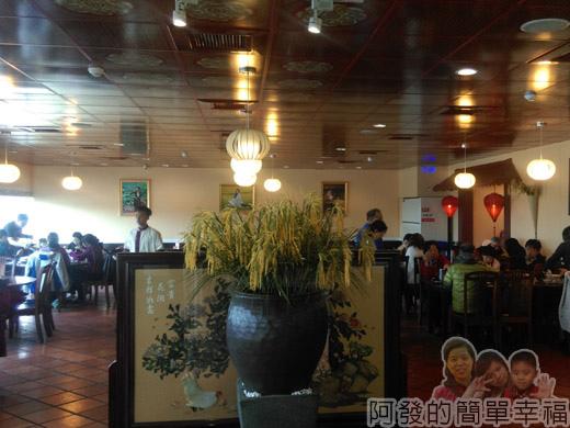 三芝-越南小棧03-1樓用餐環境