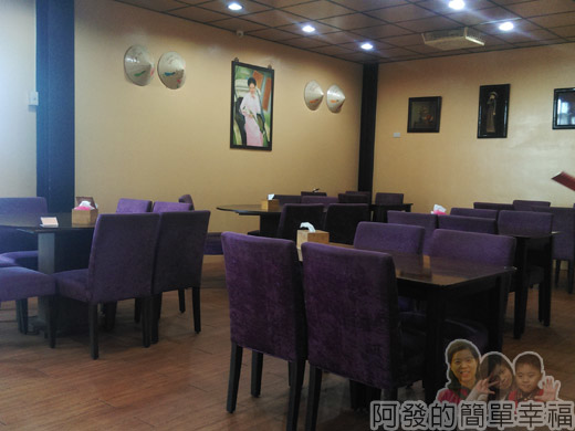 三芝-越南小棧08-2樓用餐環境