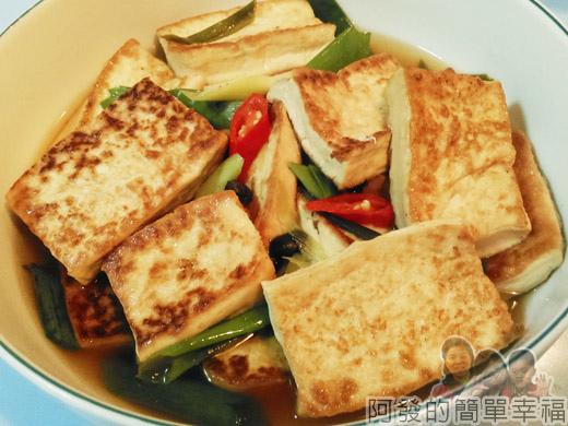 古早味醬燒豆腐10-完成