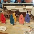 木匠兄妹19-木製藝品-木槍