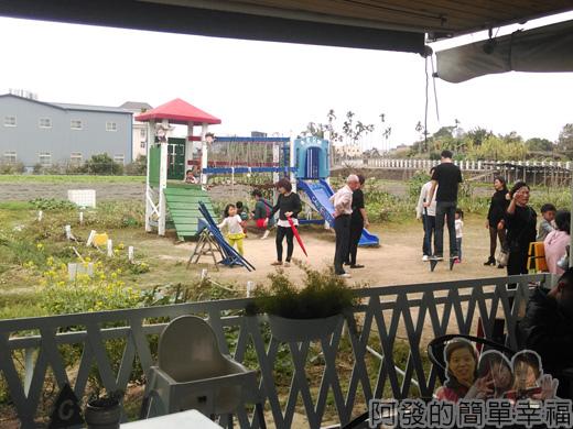 木匠兄妹29-木匠公園與菜園