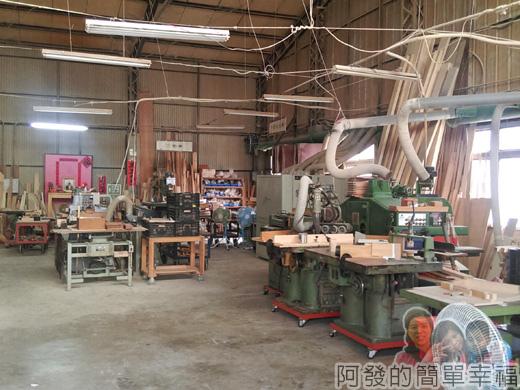 木匠兄妹32-傳統木工廠內部