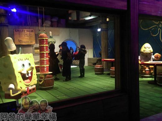 海綿寶寶暢遊比奇堡特展39-蟹堡王