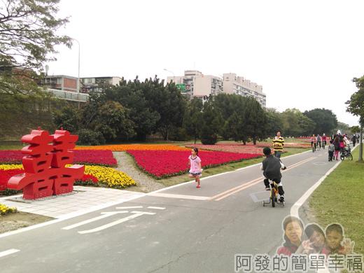公館景福租借站-大稻埕租借站57-返程-古亭河濱公園