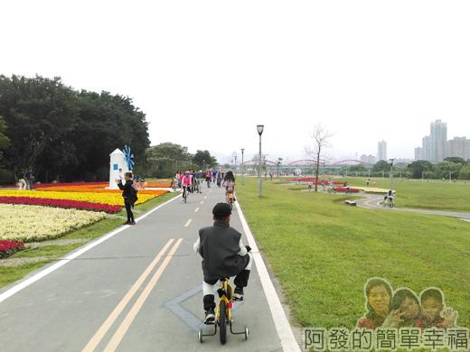公館景福租借站-大稻埕租借站58-返程-古亭河濱公園II