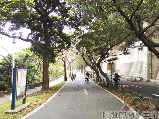 公館景福租借站-大稻埕租借站37-龍山河濱公園路段