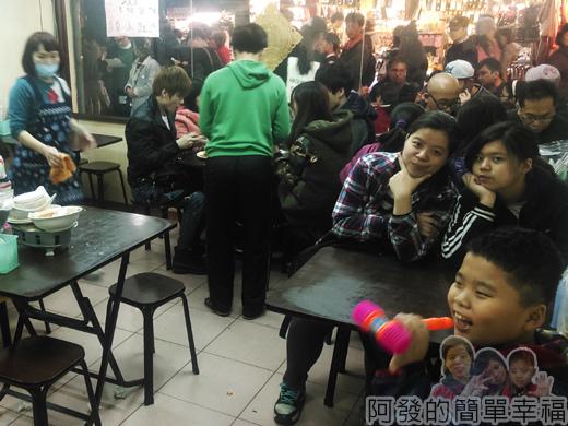 泰便宜南洋小吃04-店內用餐區
