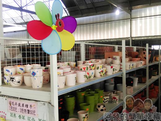 中社觀光花市04-園藝盆栽資材區II