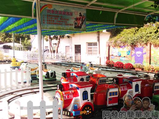 中社觀光花市10-小火車