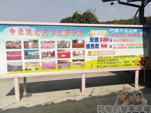 中社觀光花市13-花海區說明