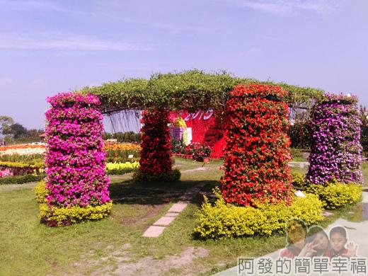 中社觀光花市30-花亭