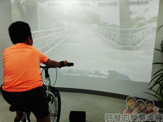 苗栗城市規劃館31-2F-自行車之旅
