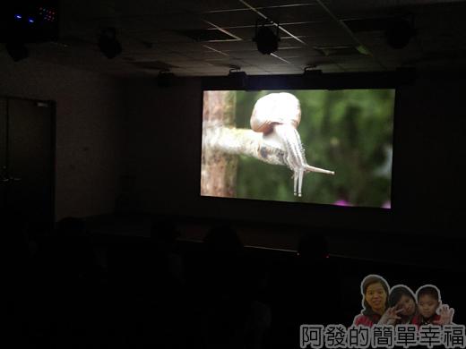 苗栗城市規劃館37-3F-3D多媒體播放室-放映中