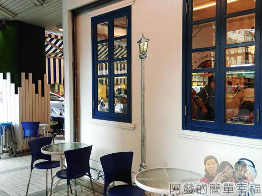亞米洛複合式早午餐05-室外用餐區