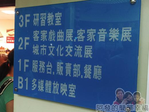 客家圓樓14-樓層說明
