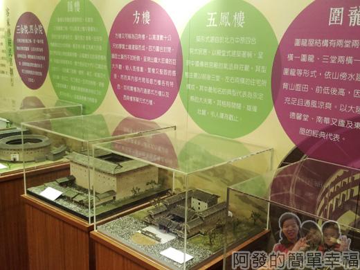 客家圓樓22-2F-城市文化交流展-客家傳統民居類型