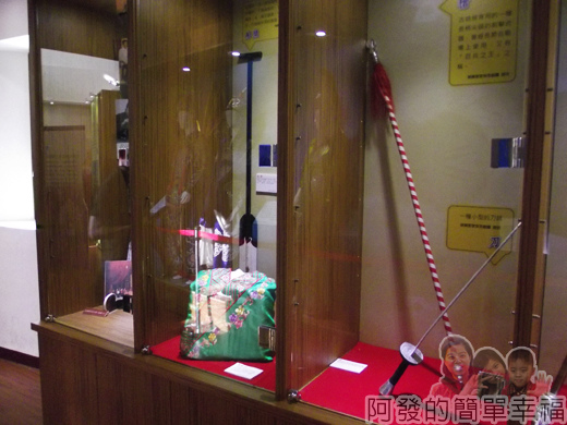 客家圓樓32-2F-客家戲曲館-道具