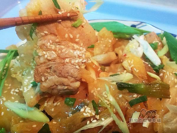 NEW-韓式泡菜炒肉片08-特寫