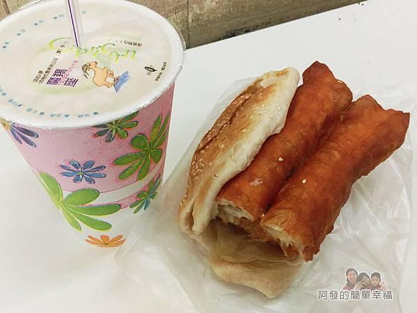 熊記燒餅油條專賣店12-燒餅油條與豆漿