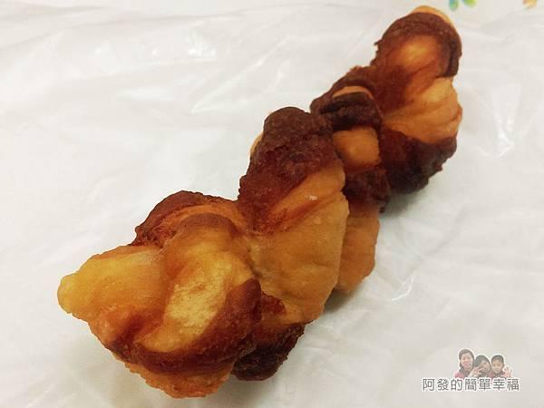 熊記燒餅油條專賣店29-麻花捲