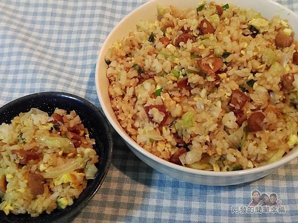 烏魚子炒飯14-盛碗