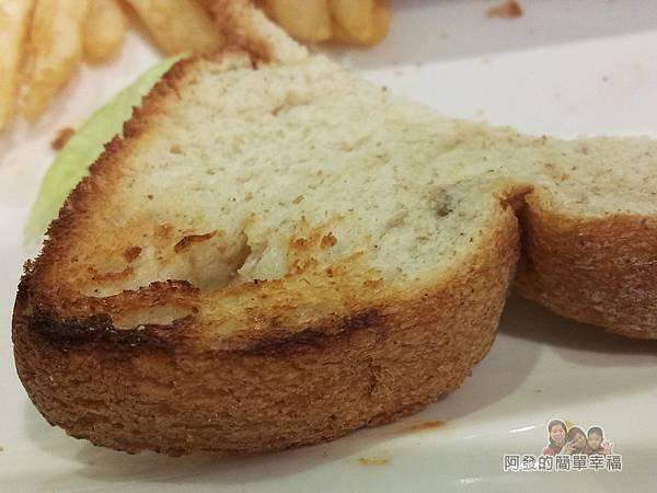 笑咪咪三文治25-4號三文治套餐-全麥厚片