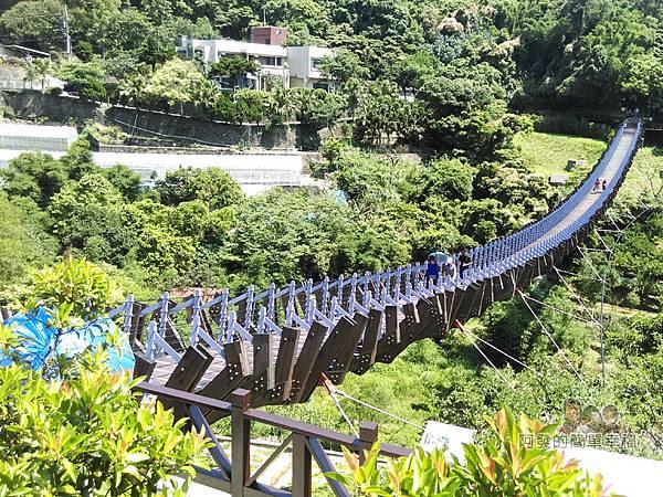 白石湖02-白石湖吊橋