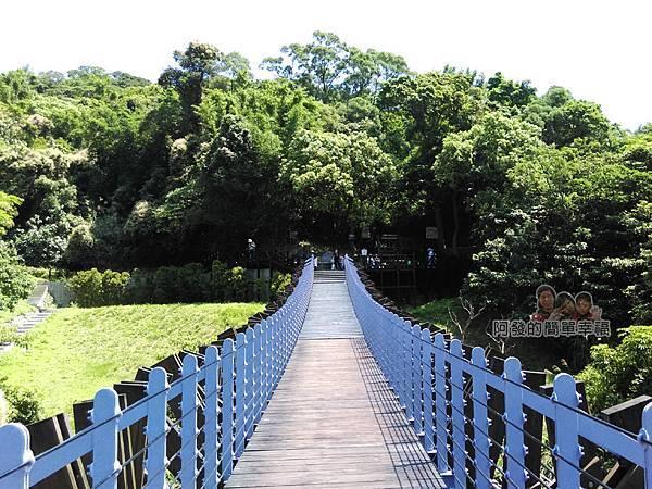 白石湖10-白石湖吊橋中段