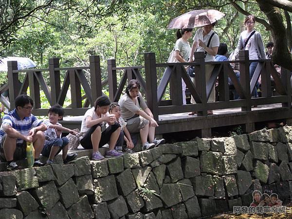 白石湖40-生態池舊貌-休憩