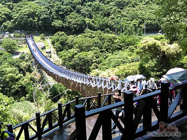 白石湖51-返程的白石湖吊橋