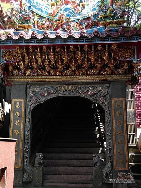 內湖-碧山巖17-往上層的開基祖廟