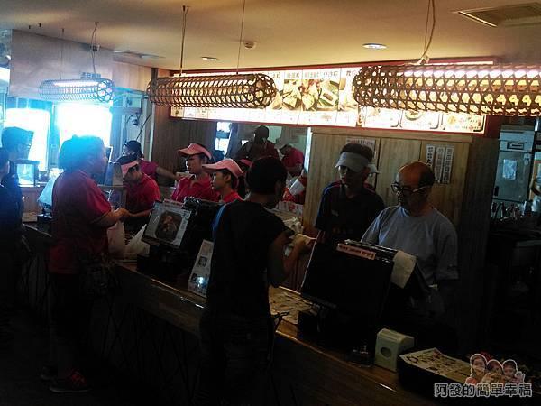 劉家肉粽08-點餐櫃檯