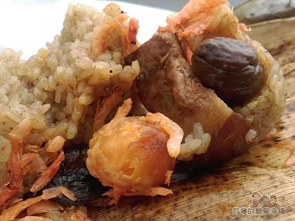 劉家肉粽19-滿漢粽內餡