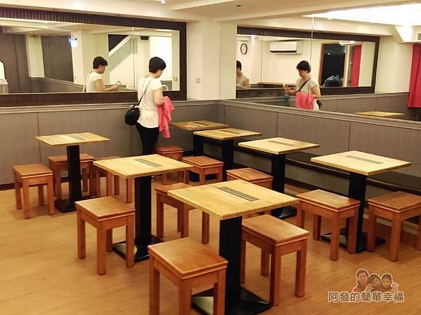 扶旺號鐵板土司12-地下一樓用餐區