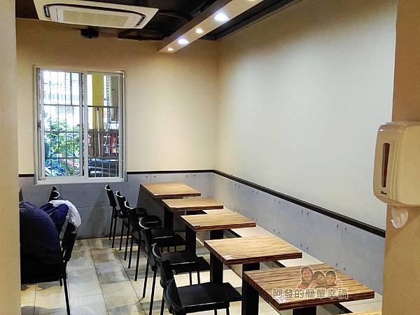向陽晨間飲食館06-用餐區III