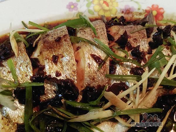 清蒸梅子鱸魚11-特寫III