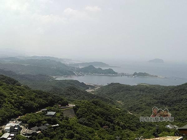 阿柑姨芋圓12-飽覽瑞濱地區的依山傍海的美景