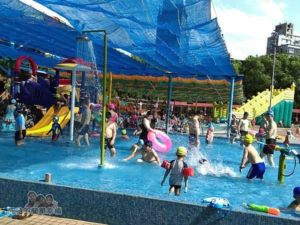 前港游泳池05-兒童戲水池