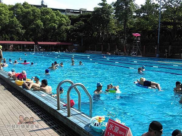 前港游泳池13-室外泳池