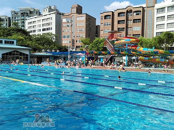 前港游泳池15-前港游泳池一景