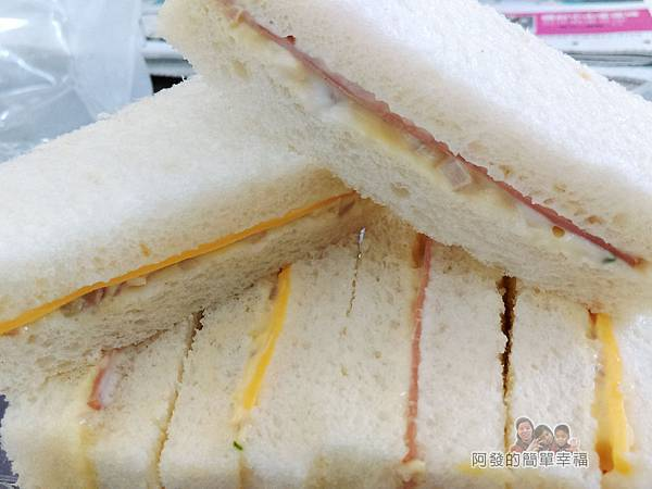 洪瑞珍三明治專賣店22-蛋沙拉三明治外觀