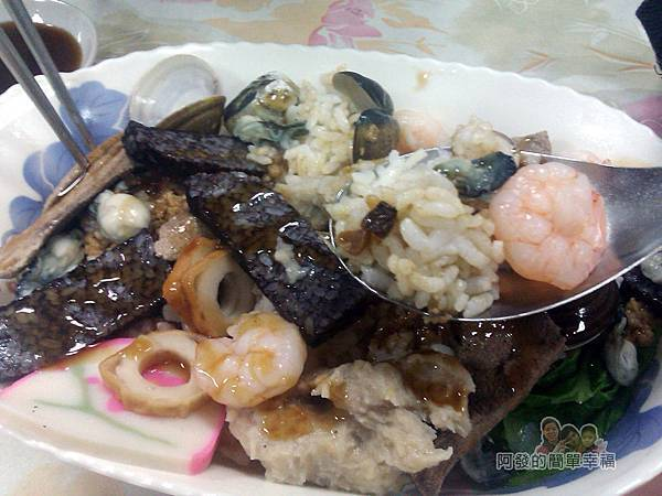 無店名福州麵11-海鮮蠔油飯.jpg