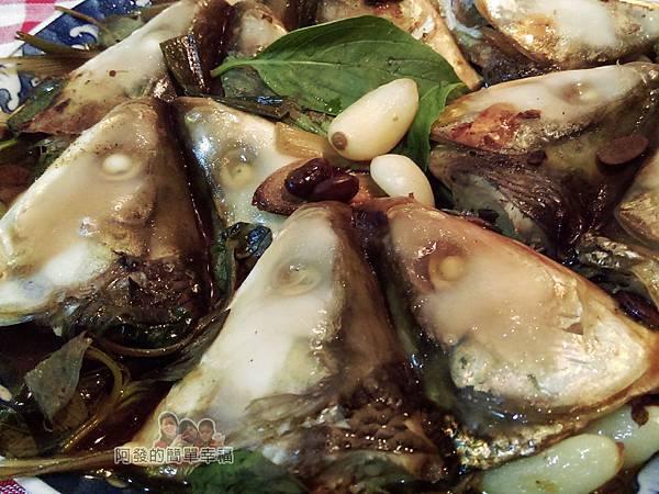 紅燒豆鼓虱目魚頭11-特寫