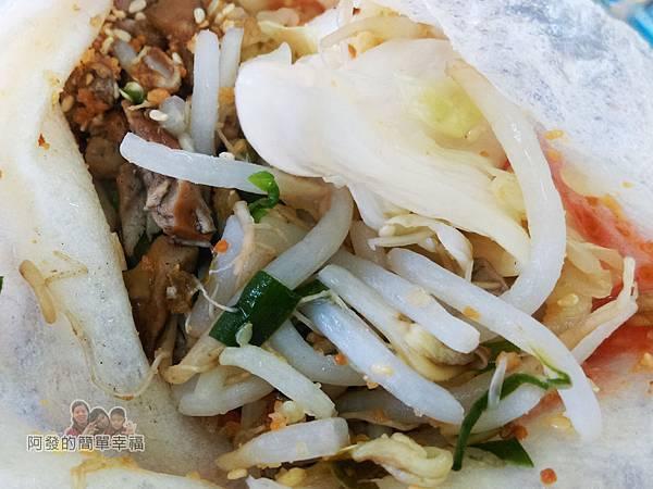 郭家潤餅07-2-滿滿美味的餡料