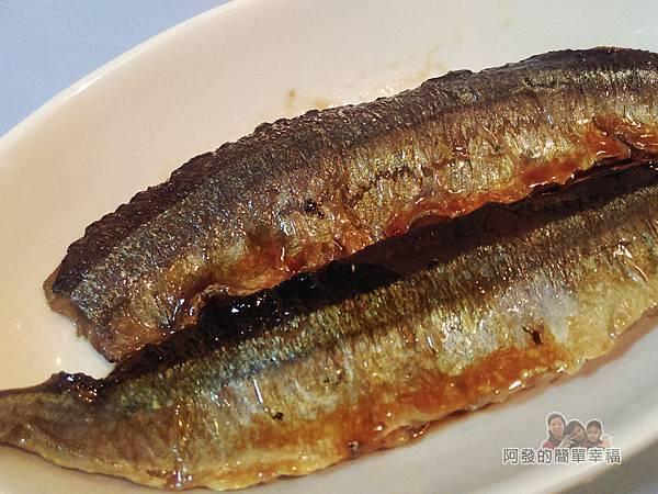 日式照燒秋刀魚09-裝至烤盤