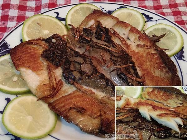 ﹝爸爸輕鬆下廚趣-家常菜﹞處理與料理只要十分鐘,美味的香煎虱目魚肚輕鬆上桌