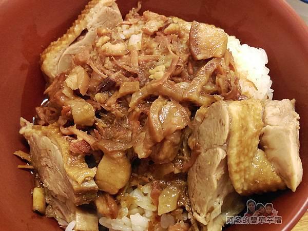 鴨肉許二姐店14-鴨肉飯