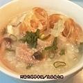 廣式料理01-皮蛋瘦肉粥