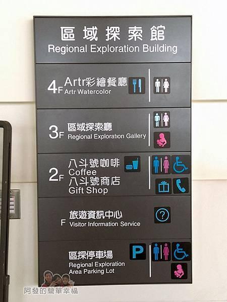 區域探索館07-各樓層說明
